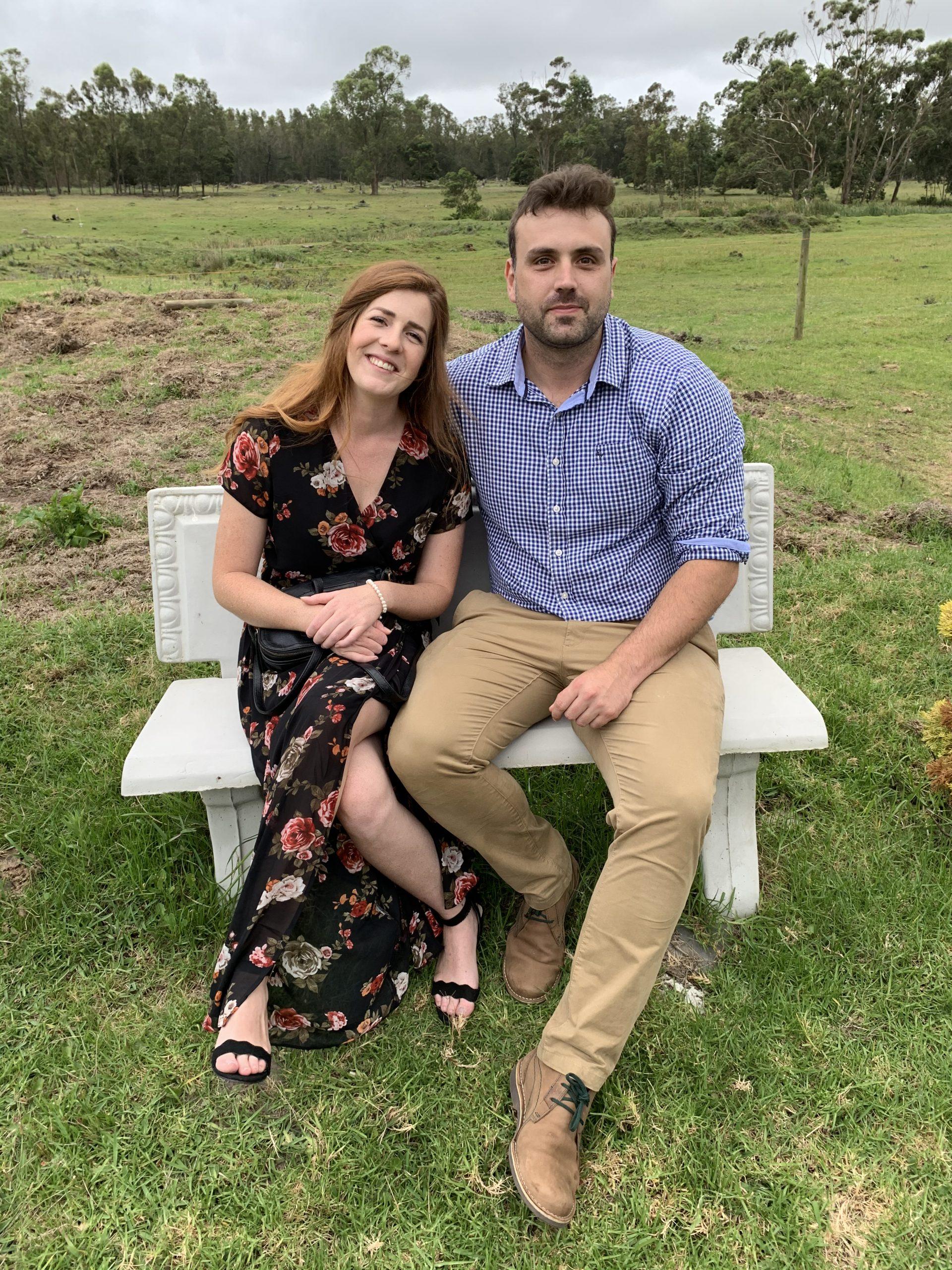 Twee nieuwe Zuid-Afrikaanse collega's naar de Nederlandse farmaceutische industrie: William en Odette het eerste getrouwde koppel bij TailorMinds